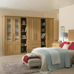Wardrobes for Bedrooms in Devon